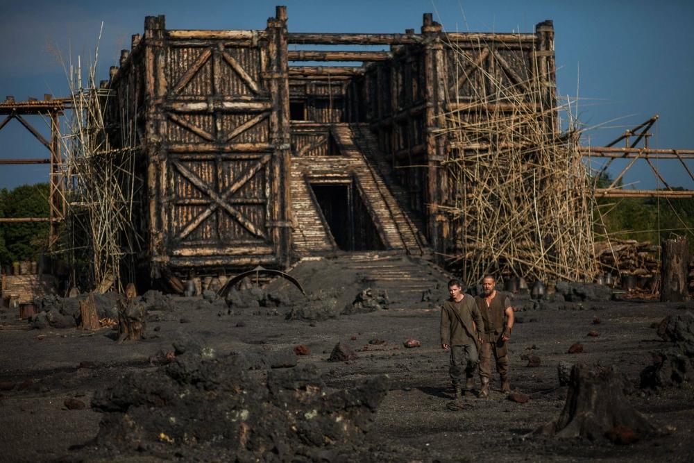 Noah: Fisher-Price or Star Wars?